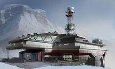 FUSE Airbase Gondola Station by MeckanicalMind on deviantART