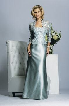 Mother of the bride/groom dress idea. Not this dress but this site has lots of dresses