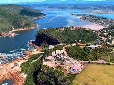 Knysna, in the Garden Route, South Africa.