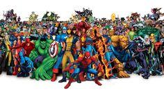 마블 코믹스의  영웅들의 등급 (tier)
