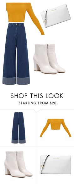 """""""Untitled #455"""" by juanita200321 on Polyvore featuring Sea, New York and Michael Kors"""