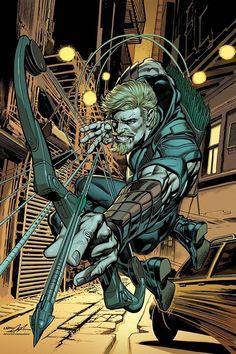 Green Arrow 1 by Neil Adams // DC Comics - Dangerously Cool DC Comics!