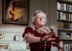 Blithe Spirit - Margaret Rutherford as Madame Arcati