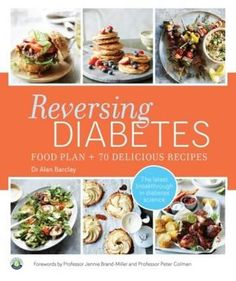 A great book by Dr Alan Barclay to bust myths on Type 2 Diabetes, explain complex terms and offer 70 inspiring recipes that encourage cooking from scratch using whole ingredients.