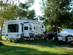 Breezeway Trailer Park RV Micco FL Passport America Campgrounds