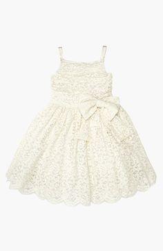 Dolce & Gabbana Lace Party Dress (Little Girls & Big Girls) - ShopStyle Little Girl Dresses, Dresses For Teens, Trendy Dresses, Cute Dresses, Casual Dresses, Lace Party Dresses, Dress Party, Black Summer Outfits, Kids Fashion