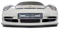 2002-2004 Porsche 996 C2 C4 and 2001-2004 Porsche 996 Turbo C4S Duraflex GT-3 RS Look Front Bumper Cover - 1 Piece