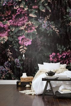 Awesome home decoration info are offered on our web pages. Take a look and you wont be sorry you did. Cute Dorm Rooms, Cool Rooms, Decor Room, Bedroom Decor, Farmhouse Side Table, Dark Wallpaper, Gothic Wallpaper, Wallpaper Wallpapers, Home Decor Trends