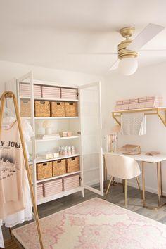 Room Design Bedroom, Room Ideas Bedroom, Bedroom Decor, Bedroom Inspo, Home Office Decor, Home Decor, Office Ideas, Cute Room Decor, Aesthetic Bedroom
