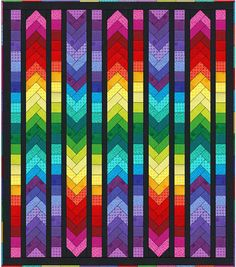 All About Color Quilt