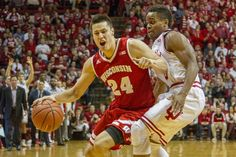 Wisconsin Badgers vs. Indiana Hoosiers - 1/26/16 College Basketball Pick, Odds, and Prediction