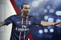 Zlatan Ibrahimovic au PSG