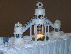 Big Wedding Cakes With Fountains Fountain Wedding Cakes Elite
