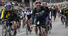 Out of the Cow Palace gate, 3,000 AIDS LifeCyclists backpedal against HIV | Healthline Contributors