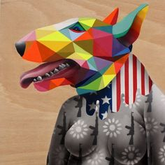 IN COLOUR HE TRUST // OKUDA [SPAIN]  Okuda San Miguel transforms an old church into the Sistine Chapel of skate parks - The city of Madrid is a playground for this highly colorful artist.  Today's feature on decompoz.com   @okudart  #wallart #murals #streetart #spain #okuda #decompozblog