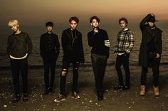 Beast '12:30': Celebrating 5 Years in K-Pop With a New Ballad | Billboard