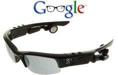 Google Glass | Google Terminator-Style Smart Glasses Coming Soon?