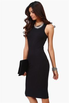 Black Little Dress in Black $19
