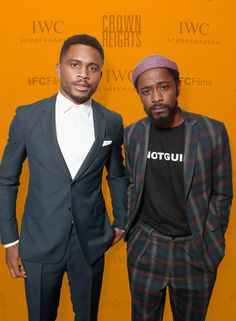 You Can Wear a Suit Any Damn Way You Please in 2017  Lakeith Stanfield and Nnamdi Asomugha show you how to wear a suit well in 2017, which is however the hell you want.   ----------------------------- #gossip #celebrity #buzzvero #entertainment #celebs #celebritypics #famous #fame #celebritystyle #jetset #celebritylist #vogue #tv #television #artist #performer #star #cinema #glamour #movies #moviestars #actor #actress #hollywood #lifestyle