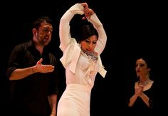 Meli Cruz in white