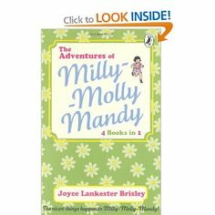 Young Puffin Read Alouds The Adventures Of Milly Molly Mandy: Brisley Joyce Lankester: 9780140348651: Books - Amazon.ca