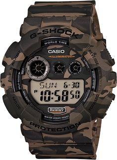 GD120CM-5 - Classic - Mens Watches | Casio - G-Shock