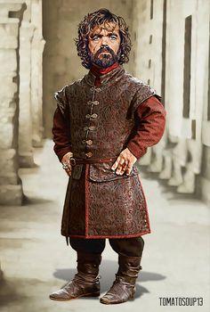 Tyrion Lannister - Peter Dinklage