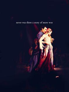 """Romeo & Juliette Les Enfants de Vérone, The Musical, Second french cast. """"On prie quand le mal est en armure, que se battre devient trop dur..."""""""