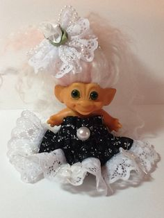 Troll Doll Clothes for 2.5 to 2.75 inch Dolls.