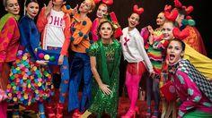 La estética colorista de Ágatha Ruiz de la Prada llega a la Gran Manzana