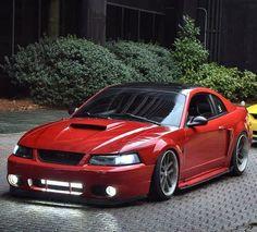 Sn95 Mustang, New Edge Mustang, 2000 Ford Mustang, Mustang Bullitt, Fox Body Mustang, Ford Gt, Mustang Wallpaper, Custom Muscle Cars, Pt Cruiser