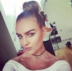 Perrie | Her hair and makeup is amazing