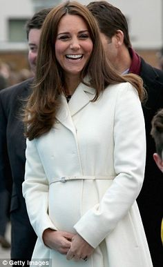 Animated: The Duchess looked refreshed and happy following her Mustique holiday to celebra...