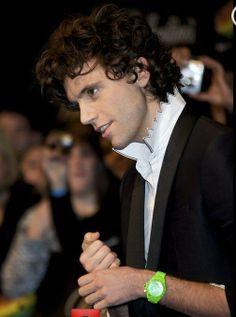 Mika @ Premios 40Principales Madrid 11 Dec 2009