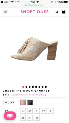 cc4cd650f9a Mules are back Ladies !