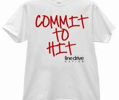 """Commit To Hit"" Available Now From LineDriveNation"