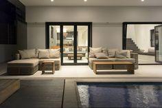 House in Anavyssos by km architecture studio Divider, Studio, Architecture, Room, House, Furniture, Home Decor, Arquitetura, Bedroom
