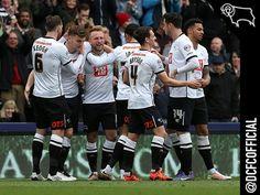 Derby 4 1 Bolton  Bolton relegated Derby County, Football, Jackets, Soccer, Down Jackets, Futbol, American Football, Jacket, Soccer Ball