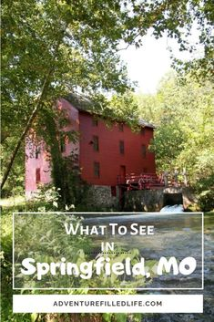 Springfield, Missouri is a city that is easy to overlook until you actually visit - and then you realize there are so many things to do in Springfield MO! Weekend Trips, Weekend Getaways, Day Trips, Travel Route, Travel Usa, Travel Oklahoma, Tourist Info, Mini Vacation, Vacation Ideas