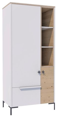 NAH037 952mm Cupboard Tall Upright Combo