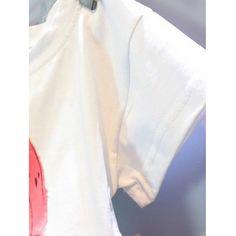 Cute Short Sleeve Watermelon Pattern T-Shirt + Shorts Girl's Twinset #men, #hats, #watches, #belts, #fashion
