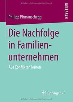 Die Nachfolge In Familienunternehmen PDF