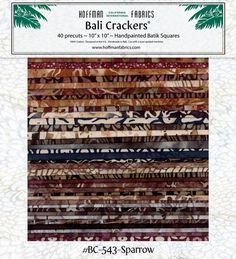 Bali Crackers SparrowBC 543