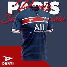 3d T Shirts, Soccer Shirts, Soccer Jerseys, Polo Shirts, Sports Jersey Design, Football Kits, Paris Saint, Saint Germain, Neymar