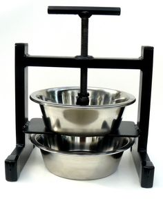 herb press for tincture making. I need this NOW.