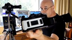 Convert Your Old Film SLR Into a Digital Camera with the DigiPod digipod1