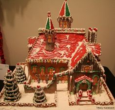I love Gingerbread houses. They make the house smell so nice. Ever wanted to make your own gingerbread house? Follow Instructions at : http://brandexpand.org/holiday-diy-mini-gingerbread-house/