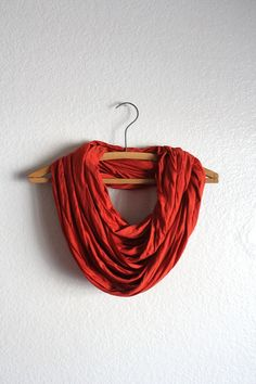 I discovered this Burnt Orange Infinity Scarf -  Burnt Orange Scarves - Loop Scarf Infinity - Fall Accessories Free Shipping on Keep. View it now.