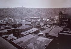 Vintage Johnstown: Up on the Rooftop