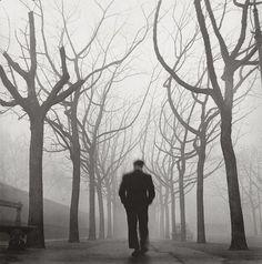Herbert Tobias,Montparnasse, Paris, 1952  Thanks toluzfosca
